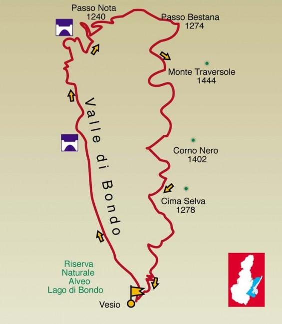 La-valle-di-Bondo-sui-monti-di-Tremosine_itinerario