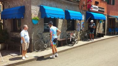 7^ GRANFONDO DEL GUSTO 2014 – Pontenure (PC) / Sestri Levante (GE)