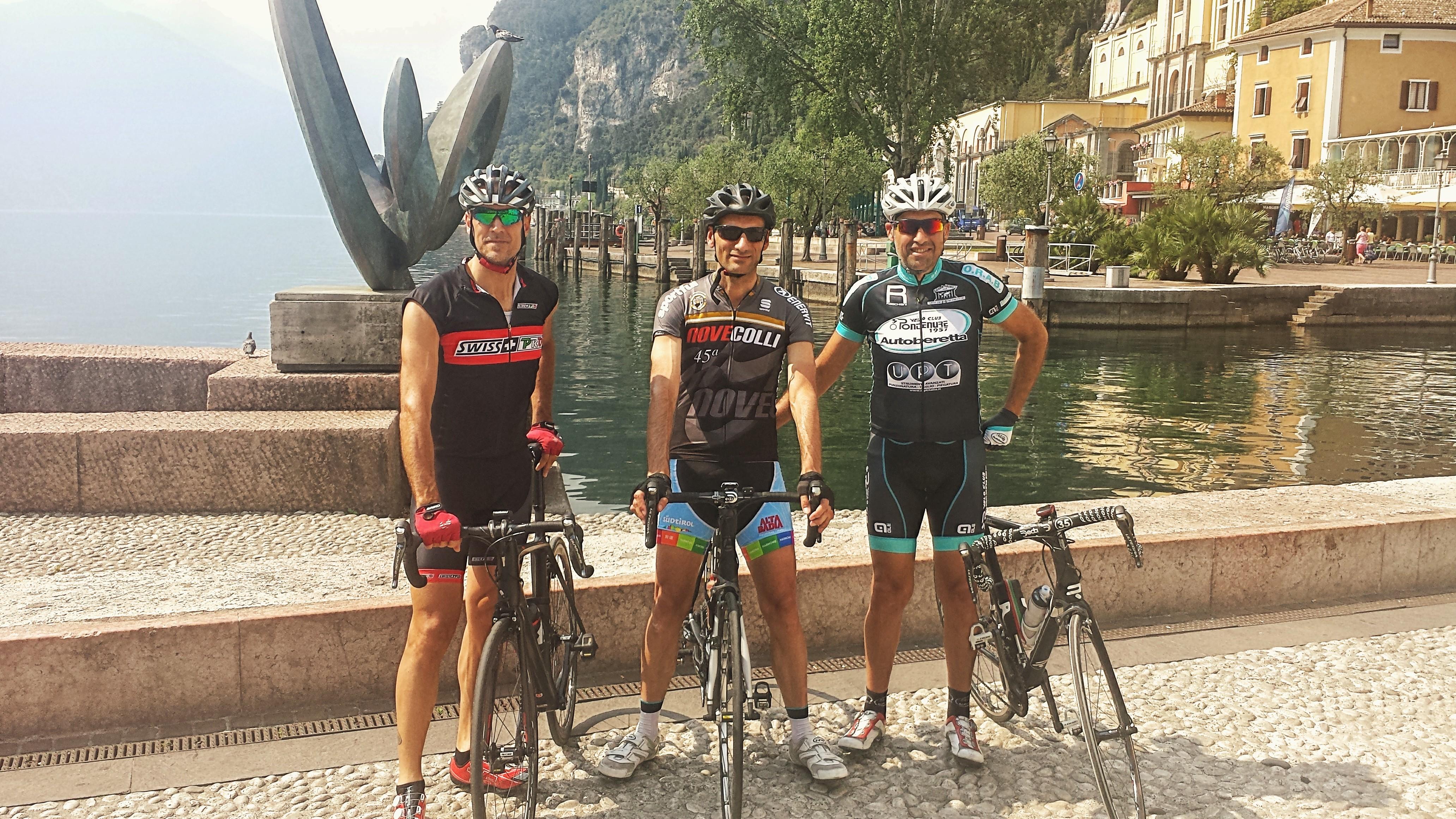 8^ GRANFONDO DEL GUSTO 2015 – Giro del Lago di Garda