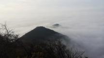 Salita al Monte Maddalena dal n° 1 e discesa dal n° 2