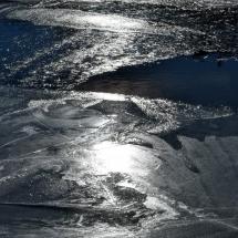 Al Lago della Vacca in inverno