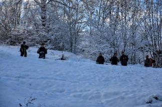 Prima neve, inverno 2015/2016 in Guglielmo3