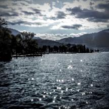 Bike ride around Garda Lake