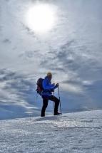 Val del Parol ai piedi del Monte Altissimo da Brentonico