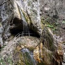 Parco delle Cascate di Molina (Fumane - VR)